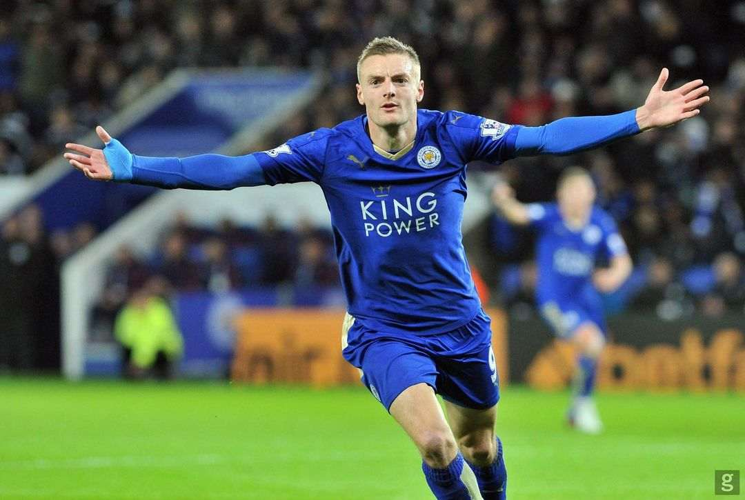 Jamie Vardy Bio, Wiki, Age, Height, Net Worth, Wife, Family
