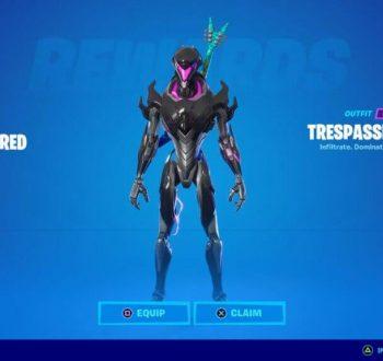 Get The Elite Trespasser Fortnite Skin
