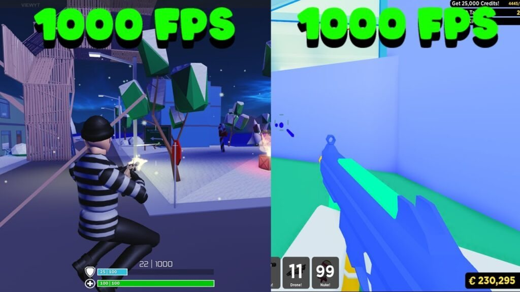 Boost your Roblox FPS