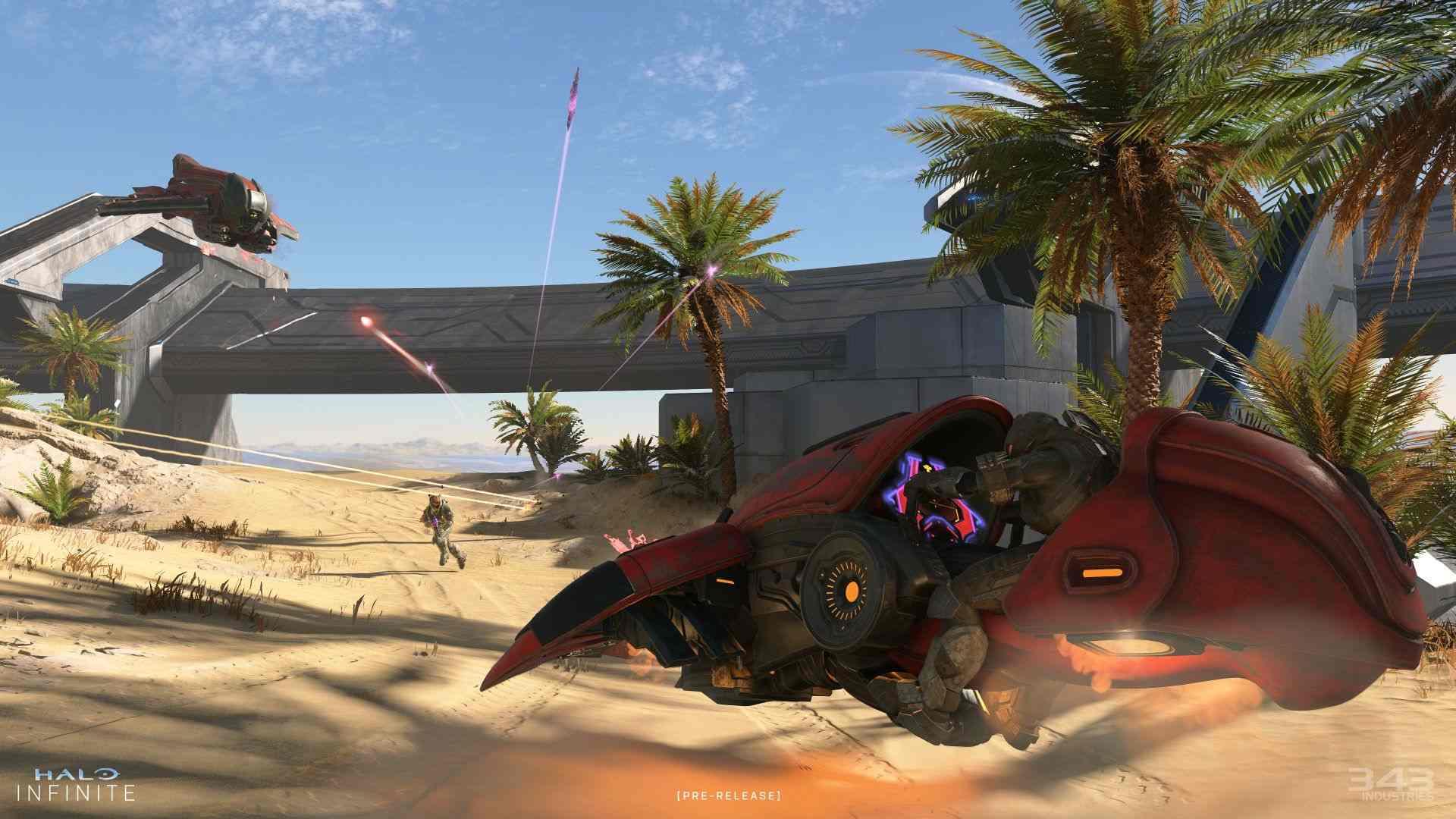 Halo Infinite Forge Mode